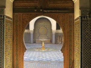 Glaoui Palace Fes