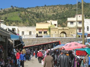 Moulay Idriss Street
