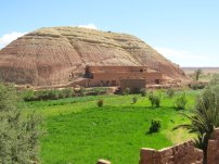 View from Ait Benhaddou