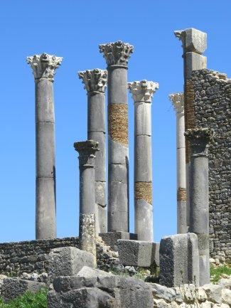 Volubilis Pillars