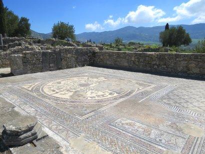 Volubilis Roman Bath
