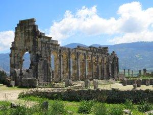 Volubilis Ruins