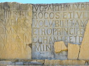 Volubilis Writing