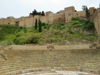Malaga Roman Theater and Alcazaba