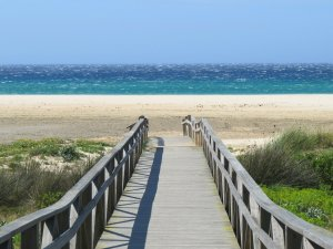Tarifa Beach Walk