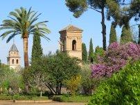Alhambra Vegetation