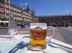 Cerveza Madrid