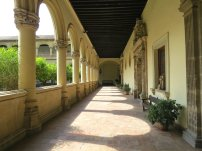 Cloister Saint Jerome Monastery