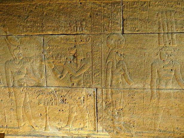 Hieroglyphics Madrid