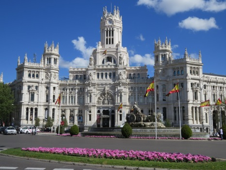 Madrid Building 2