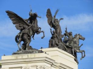 Madrid Statues