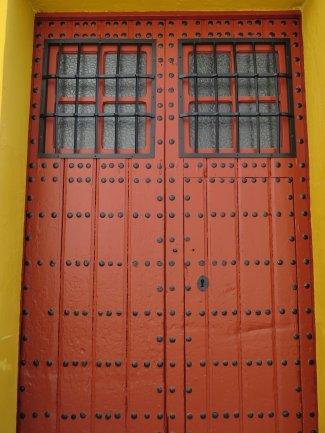 Plaza de Toros Door