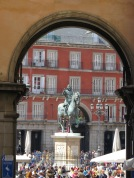 Plaza Mayor Arch