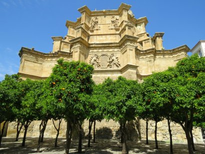 Saint Jerome Monastery Granada