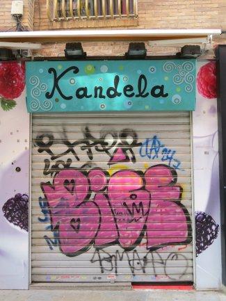 Shop Door Granada