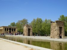 Temple of Debod Full View