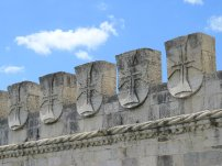 Belem Tower Wall