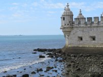 Belem Tower Water