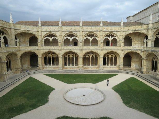 Jeronimos Monastery Cloister