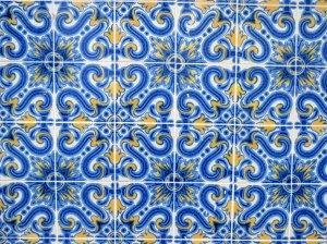 Lisbon Tile 17