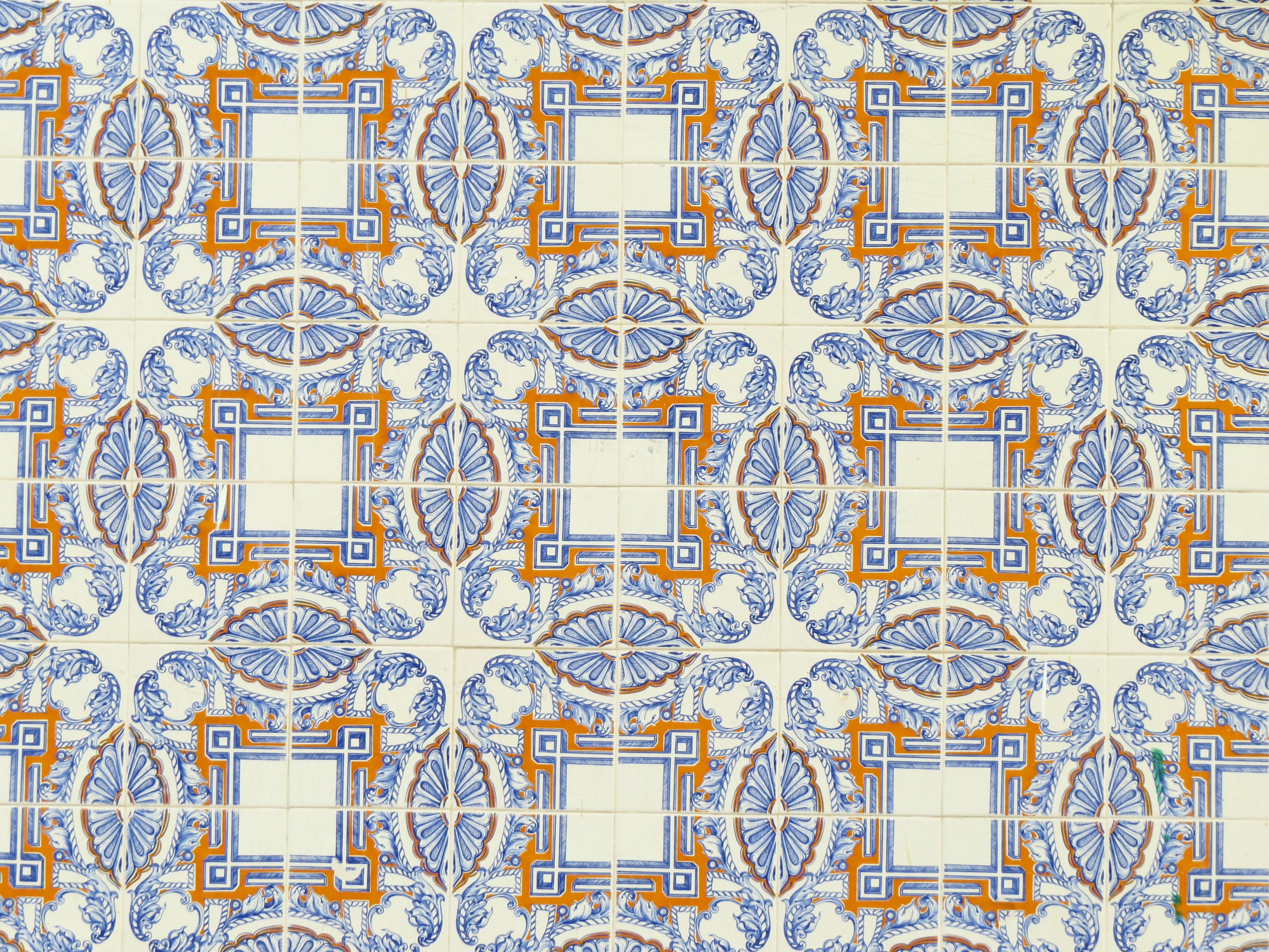 Colorful Tiles In Lisbon Hoboish