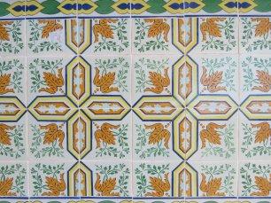 Lisbon Tile 4