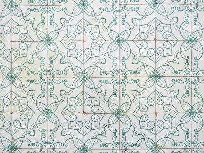 Lisbon Tile 8