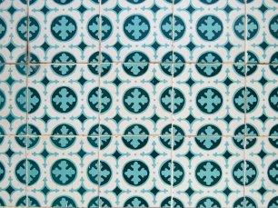 Lisbon Tile 9