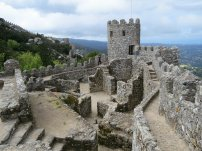 Moorish Castle Sintra 2