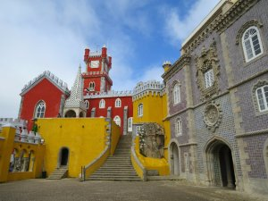 Pena National Palace Sintra