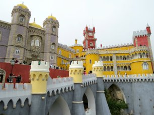 Pena Palace Front