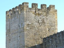 Sao Jorge Castle Tower