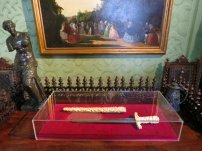 Swords in Pena Palace