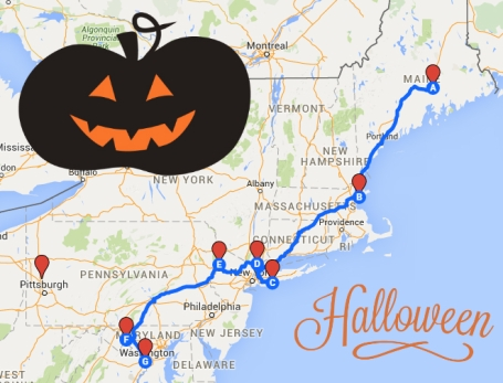 Halloween Roadtrip Map Final