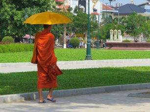 Cambodian Monk